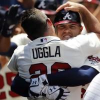 Freddie Freeman's Famous Hugs