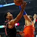 Kinesio Tape – That Black Tape Derrick Rose is Wearing On His Neck